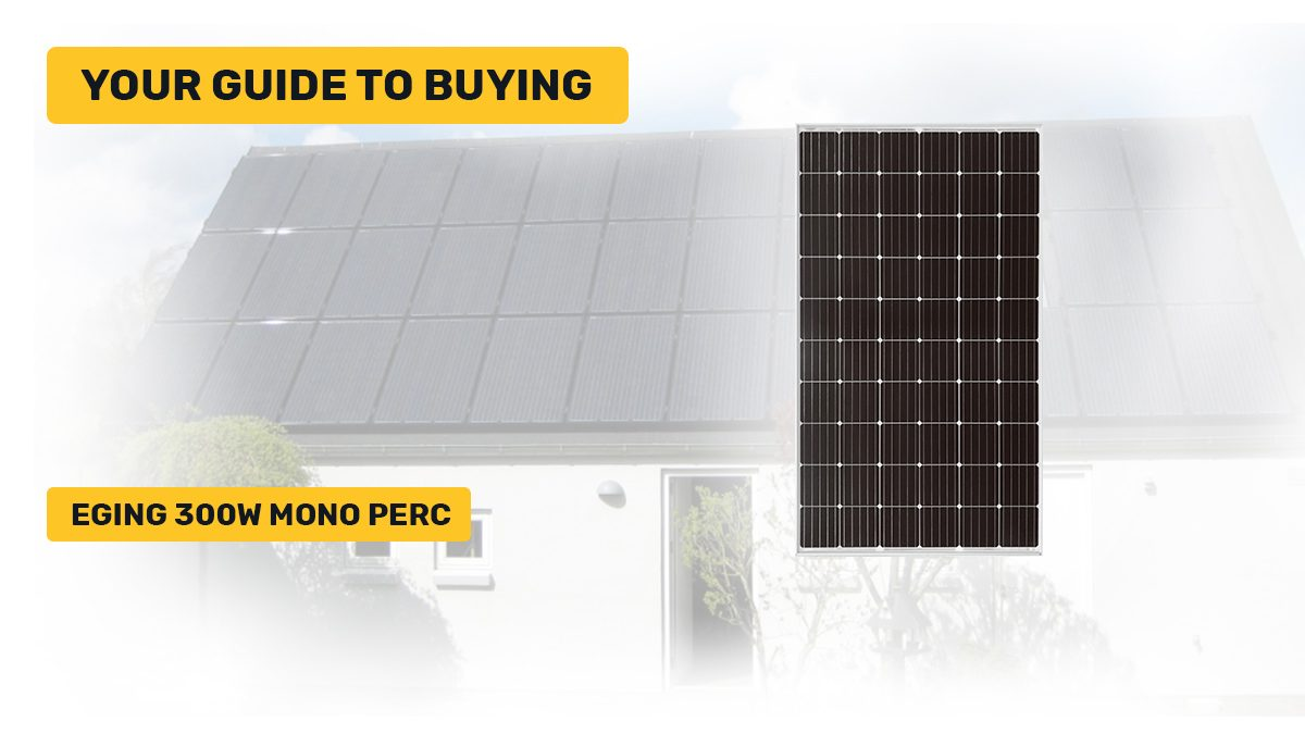 Edging Solar Panel Review
