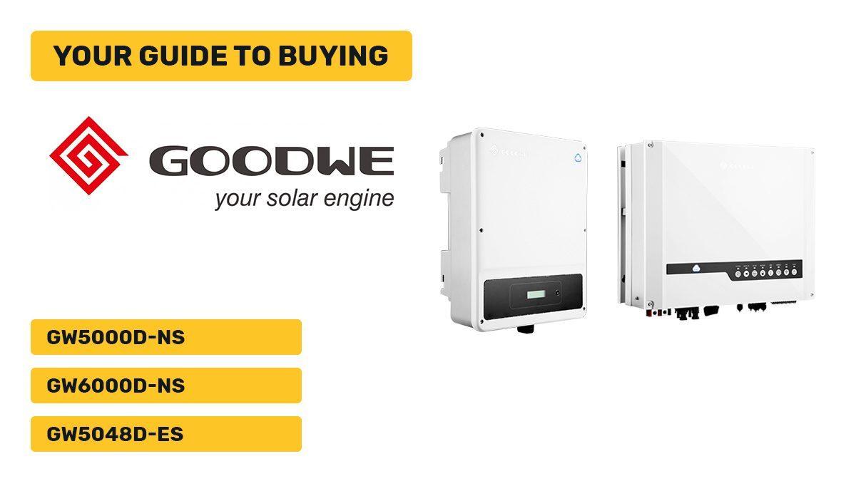Goodwe solar inverter
