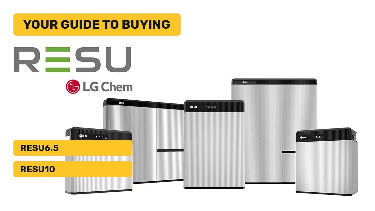 LG Chem Resu Battery