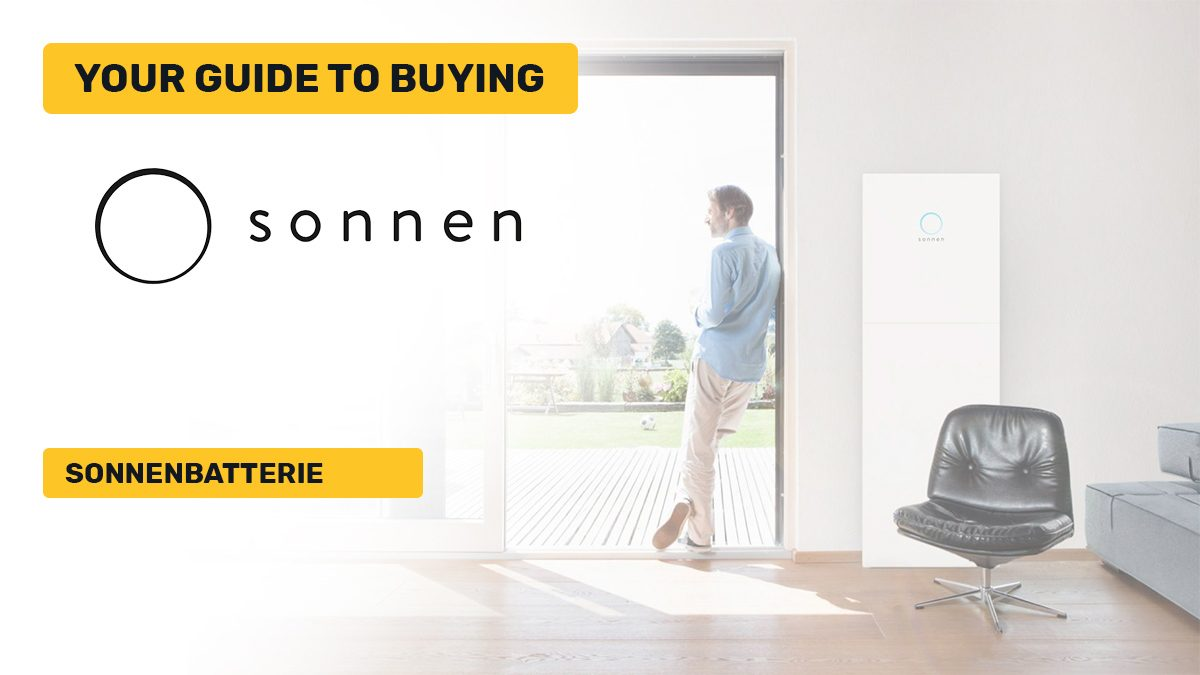 Sonnen Battery Review and Buying Guide