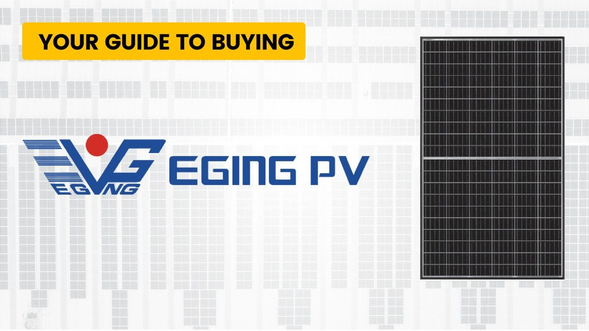 EGing Solar Panels Review