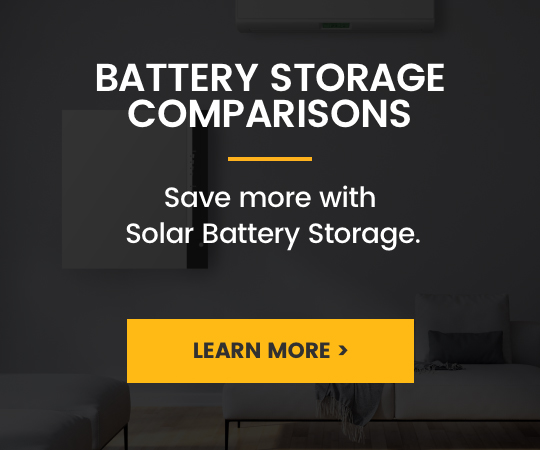 Check our solar battery storage comparisons