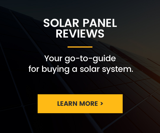 solar panel manufacturer reviews