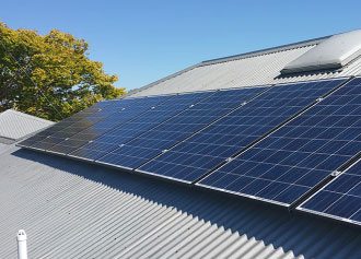 Best solar panel installation