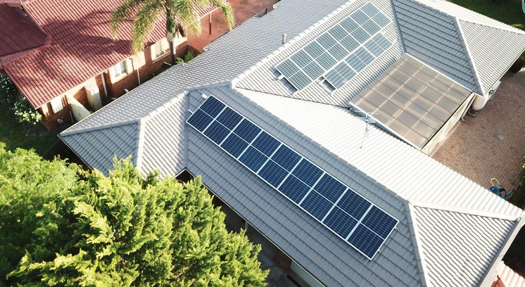 Solar Panels - Roof