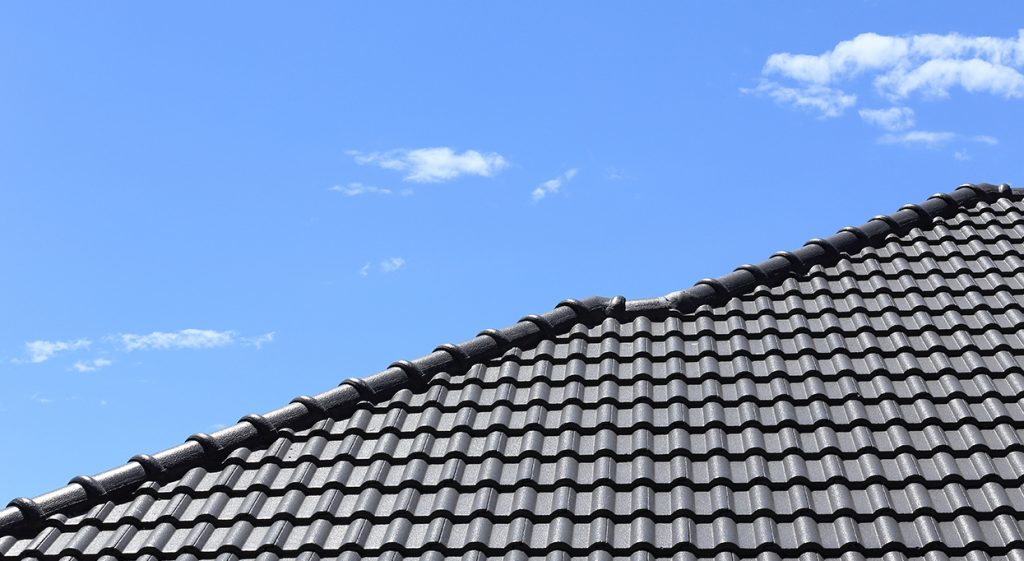 Tiled Roof