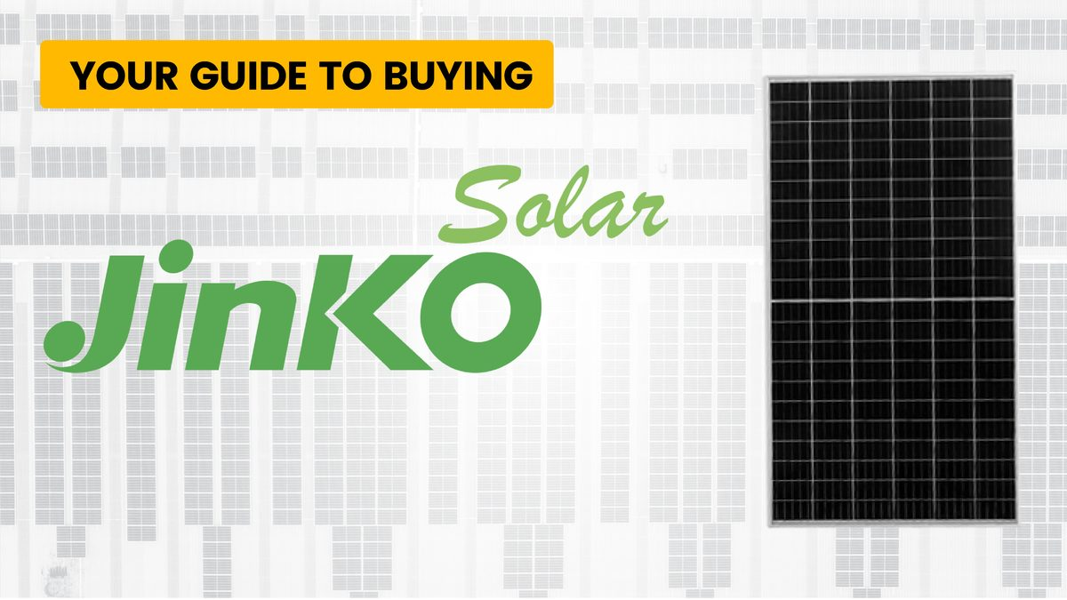 Jinko Solar panels Buying Guide