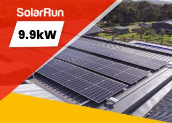 Adelaide 9.9kW Solar System