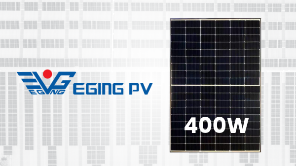 EGing 400w solar panel