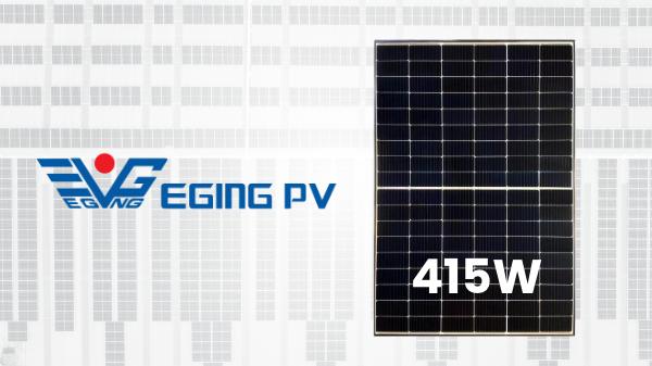 EGing 415w solar panel