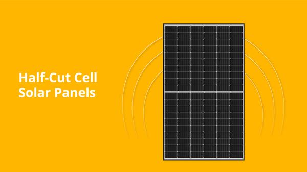 Half-cut Solar Panels