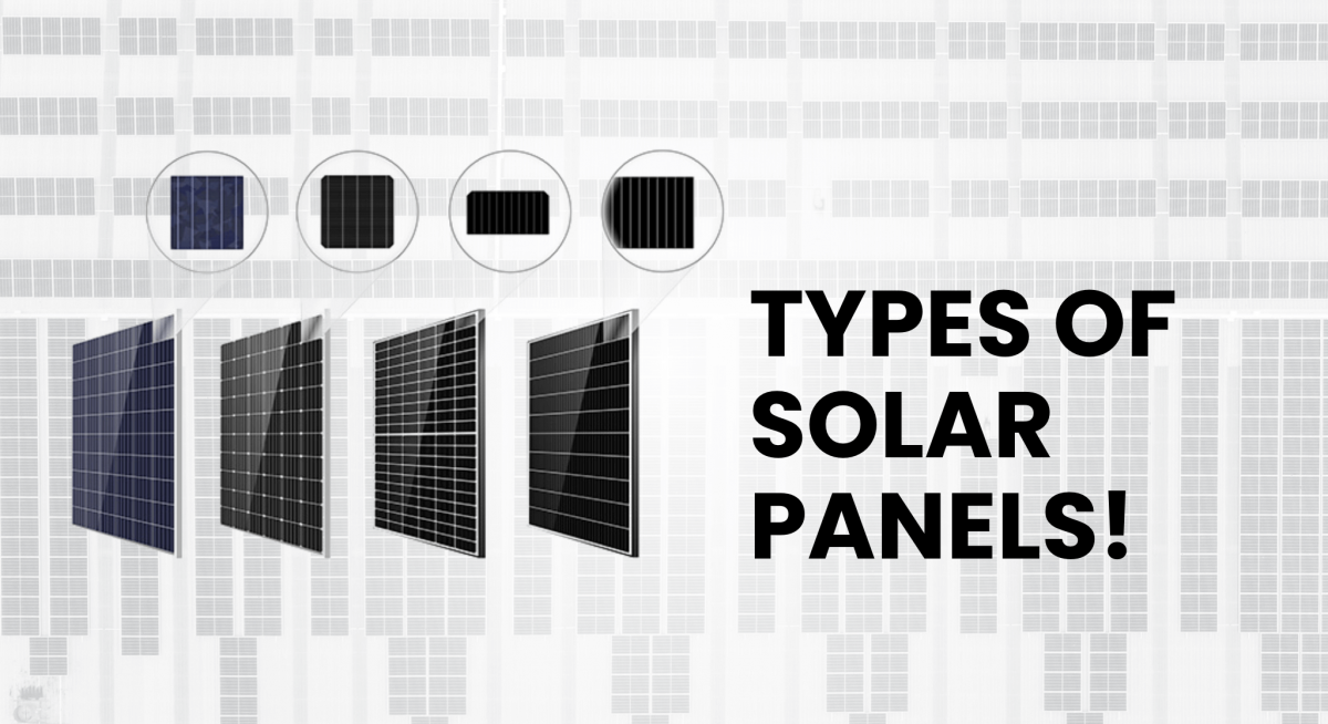 Types of Solar Energy Panels: A Quick Guide