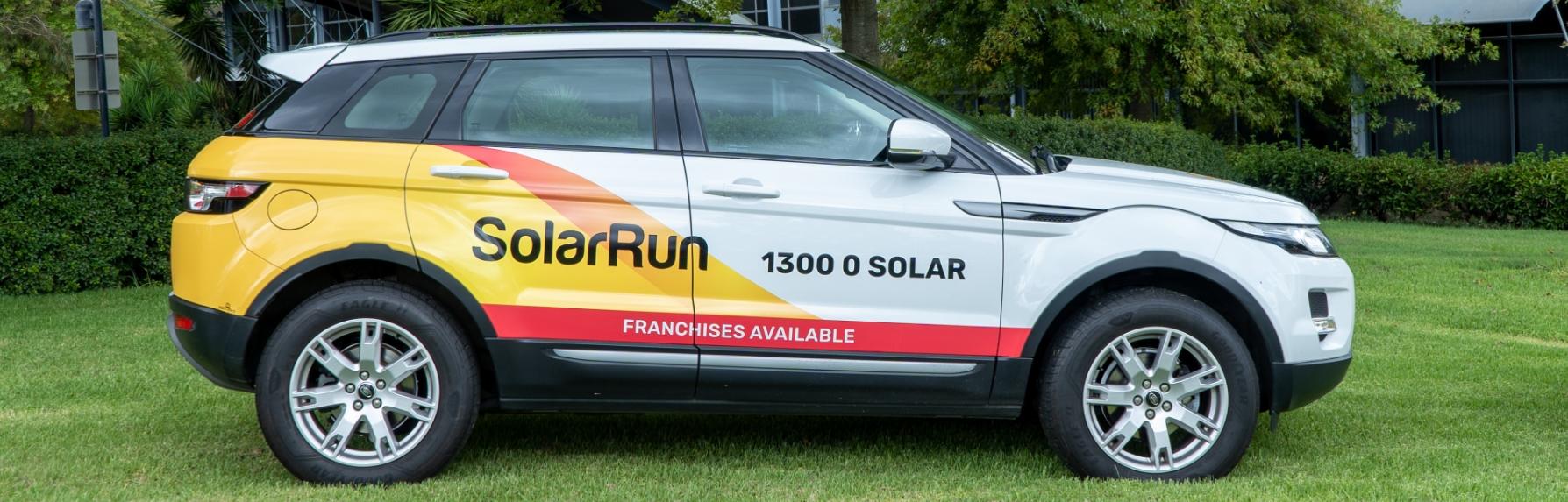 Solar Run Frachises Available